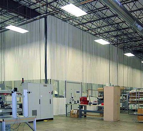 industrial curtain walls industrial curtain walls akon curtain and dividers
