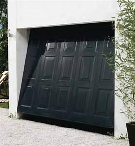 Porte De Garage Gris Anthracite : lapeyre les portes de garage 10 photos ~ Melissatoandfro.com Idées de Décoration