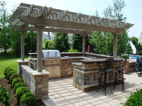 35+ Ideas About Prefab Outdoor Kitchen Kits
