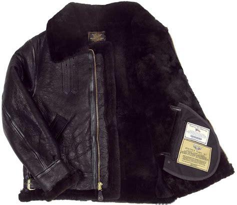 bomber jacket cockpit sheepskin usa mens shearling leather legendaryusa