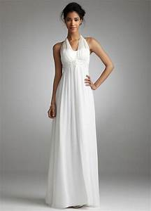 Simple white dress homecoming dresses up to 30 off for for Long white wedding dresses