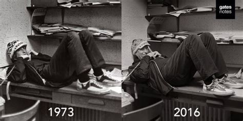This Picture Of Bill Gates Shows Why He's The Coolest Geek ...