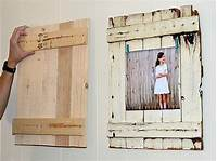 how to make picture frames Bloombety : How To Make Your Own Picture Frame With Regular How to Make Your Own Picture Frame