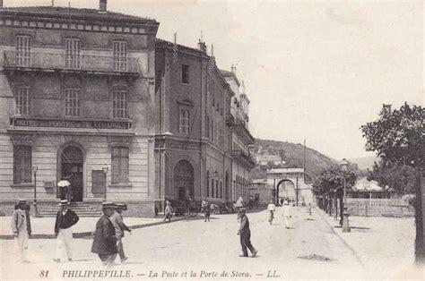 philippeville poste et porte de store route de la corniche http alger roi fr