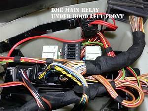 2000 Bmw  Steering  Cranks  Coolant  Fuel Pump  Relays Are