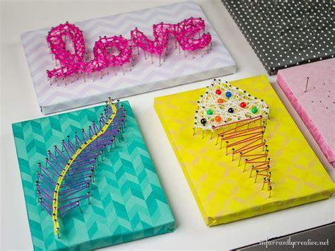 string art  easy  kids infarrantly creative