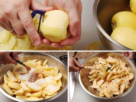 how to make apple pie the food lab how to make a gooey apple pie serious eats