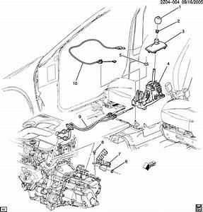 Shift Controls  Manual Transmission  Z37