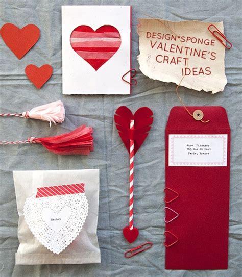 cadeau valentin fait 55 magnifiques id 233 es de bricolage valentin pour
