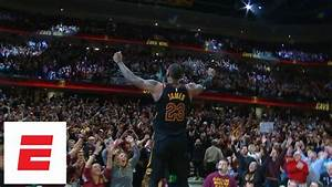 NBA Playoffs: LeBron James Hits Game Winner, Cavs Edge