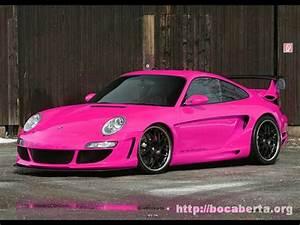 Villa Rose Porsche : la vie en rose a 200 por hora ~ Medecine-chirurgie-esthetiques.com Avis de Voitures