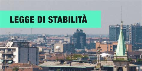 Legge Di Stabilità Testo by Legge Di Stabilit 224 2014 Il Testo Ufficiale Imu Prima