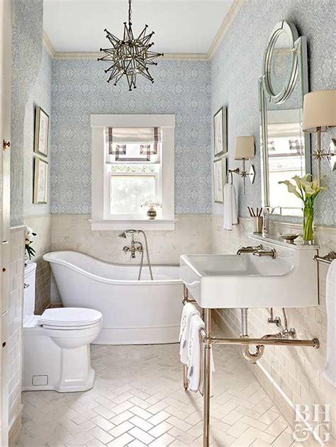 Traditional Bathroom Decor Ideas