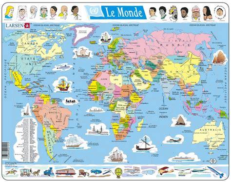 cadre carte du monde encadre 28 images grand format impression sur toile images 3 carte du
