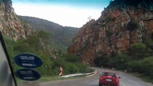 The Road To Lebowakgomo From Polokwane Limpopo Province