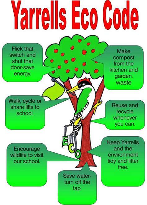 eco school yarrells preparatory school nursery