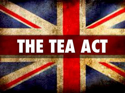 Image result for the Tea Act,