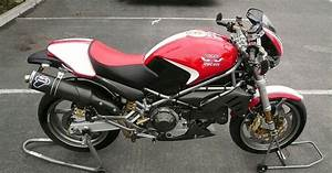 Ducati Monster S4 Fogarty 2002 Owner Manual
