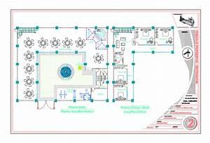Party Room 2D DWG Design Plan for AutoCAD • Designs CAD