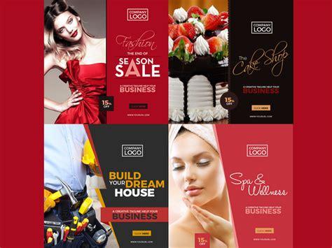 multipurpose instagram banner templatesgraphic