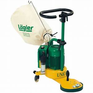 Lagler Unico Edger Hardwood Floor Sanding Machine