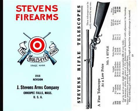 Cornell Publications -Stevens 1918 Arms Company Gun Catalog