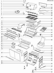 Weber Summit Parts Diagram