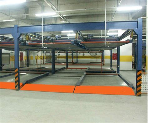 Qdmy-p2 Fully Automated Mechnical Puzzle Parking System