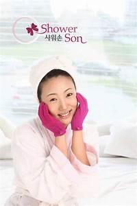 Bath Towel _ ShowerSon (Glove) from Three J Co., Ltd. B2B ...