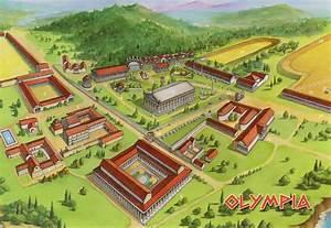 nixpixmix ancient olympia greece