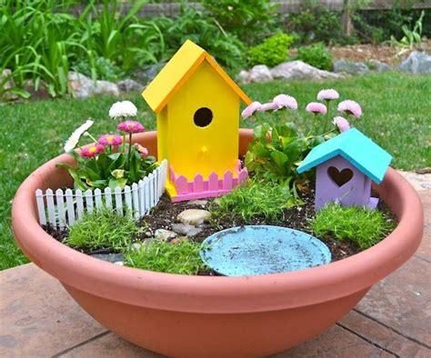 Fairy Garden Plans And Decor Ideas