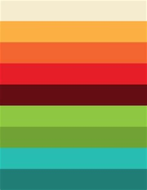 70s colors a color psyche on pantone color wheels and