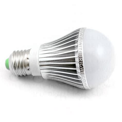 5w led light bulb from oracle lighting technology