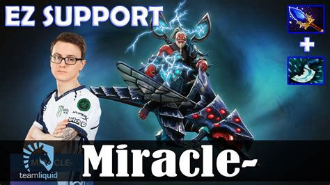 miracle disruptor roaming ez support dota 2 pro mmr gameplay youtube
