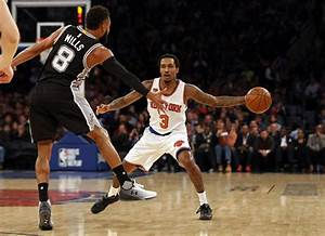 New York Knicks: What's going on with Brandon Jennings?