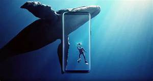 Samsung Creates Series of Gorgeous New Ads for Galaxy S8
