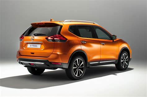 new nissan 2017 nissan x trail 2017 facelift pictures specs and