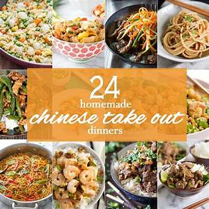 10 Homemade Chinese Take Out Recipes The Cookie Rookie®