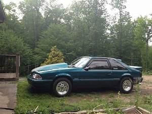 3rd gen 1993 Ford Mustang Foxbody V8 automatic For Sale - MustangCarPlace