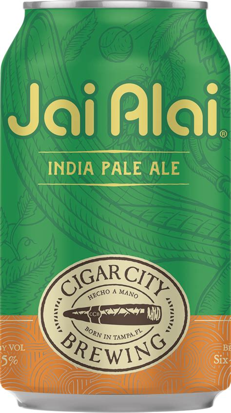 Jai Alai | Cigar City Brewing