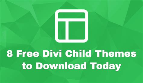 Free Divi Child Themes 8 Free Divi Child Themes To Today Divi Cake