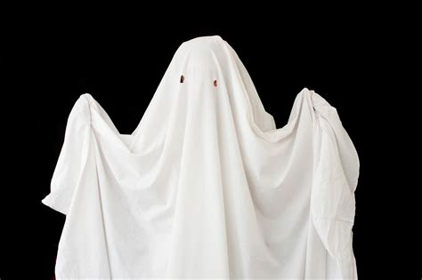 jared unzipped the origin of the bed sheet ghost
