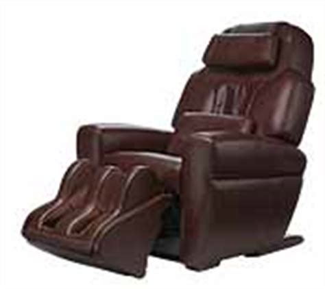 ht 1650 human touch robotic chair recliner