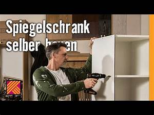 Rasenkehrmaschine Selber Bauen : spiegelschrank selber bauen hornbach m belbau youtube ~ Watch28wear.com Haus und Dekorationen