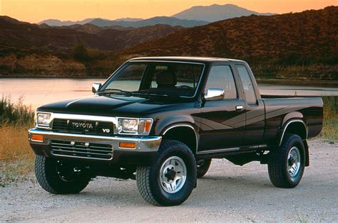 Toyota Truck Models by History And Features Of Toyota Truck Models And Their