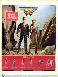 Mattel DC Comics: 'Wonder Woman' Movie Fashion Doll 2-Pack