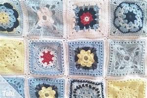 Granny Squares Häkeln : muster f r granny squares anleitung und ideen zum h keln ~ Orissabook.com Haus und Dekorationen
