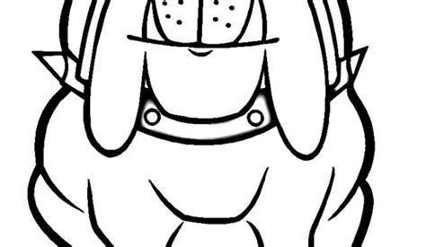 Amerikaanse Bulldog Kleurplaat by Engelse Kleurplaten