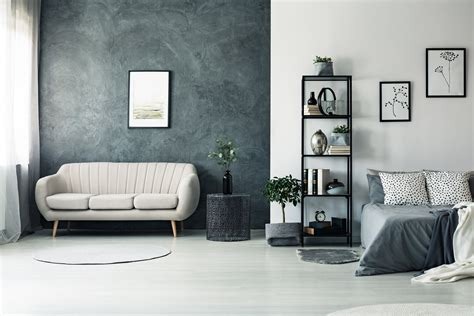ways  decorate  charcoal gray