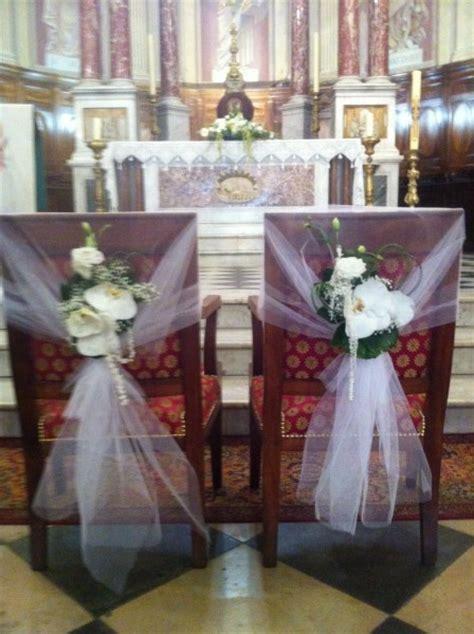 Décoration église Autel Bouts De Bancs Pour Mariage En